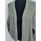 FS Collection Cardigan Army Green Short
